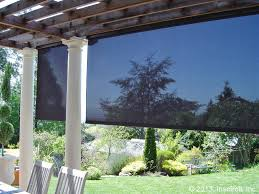 Porch Sun Shade Ideas by Patio Shades