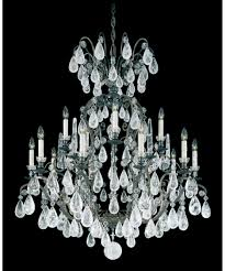 versailles chandelier rock crystal chandelier licious parts for cleaning modern schonbek
