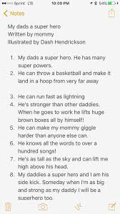 hero writing paper father s day diy part 2 story book when writing your story remember this is for daddy and it should be influenced by him as much as possible i wrote my paragraphs based off his interests and