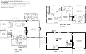 Frank Lloyd Wright Floor Plan Bethesda 365 Sold Elegant U0026 Contemporary Home Inspired By Frank
