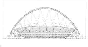 gallery of wembley national stadium foster partners 33
