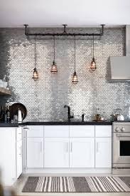 kitchen large white subway tile backsplash glass tile kitchen
