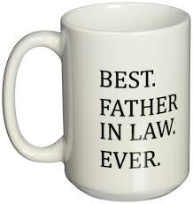 novelty coffee mugs amazon com 3drose mug 151498 2 best father in law ever fun