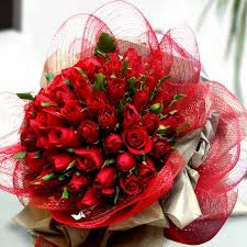 roses bouquet send fabulous roses 50 bouquet for any occasion to delhi