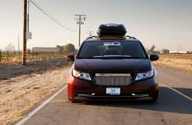 1000hp minivan instead if that hp number is actually accurate bisi ezerioha of bisimoto fame may 1000 hp 2014 honda odyssey ex may