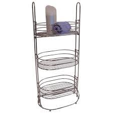 Bathroom Storage Rack by Bathroom Storage Rack Chrome Bathroom Design Concept