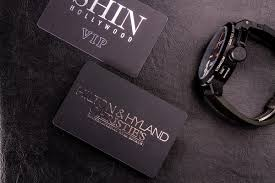 Plastic Business Card Printing Luxury Plastic Business Cards Luxury Printing