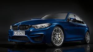Bmw M3 Colour 2017 Bmw M3 Gets Lci Update Looks Nice In Dark Blue