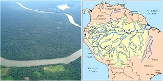 Amazon Basin Map New Evidence Shows Aborigines Were The First Farmers Of The Amazon