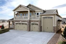 rv garage plans with living quarters apartment over garage designs