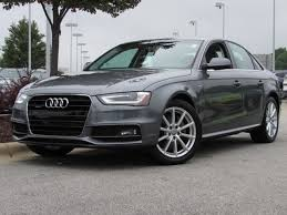 audi a4 used used 2015 audi a4 for sale raleigh wauffafl2fn001305