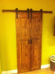 Sliding Door Wood Double Hardware by 8 Best Project Sliding Doors For My Pantry Images On Pinterest