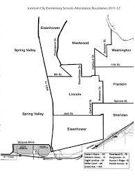 Map Grant Enrollment City Enrollment Boundries