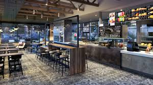 Design Concepts Interiors by Taco Bell To Test 4 New Restaurant Design Concepts In Orange