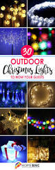 Cute Christmas Decorations For Outside by Best 25 Diy Christmas Light Decorations Ideas On Pinterest