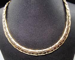 vintage chokers necklace images Vintage choker etsy jpg