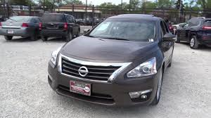 used one owner 2015 nissan altima 3 5 sl chicago il western