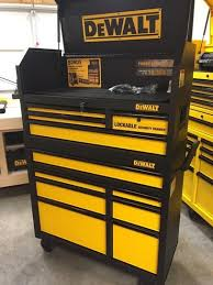 tool chest and cabinet set dewalt 40 in 11 drawer rolling bottom tool chest and cabinet combo