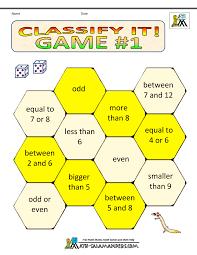 Responsibility Worksheet Math Games Worksheets