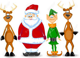 reindeer and elf clipart clipart collection photography santa