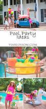 Pool Party Ideas Pool Party Ideas Via Blossom