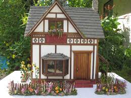 english tudor cottage dollhouses by robin carey the garden cottage tudor