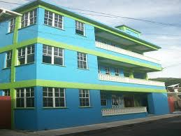 3 story building modern 3 story commercial building in roseau dominica