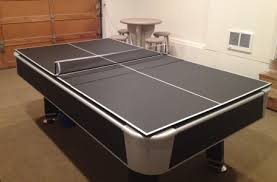 pool and ping pong table pool table ping pong table home design ideas and pictures ping pong