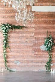 wedding backdrop calgary luxe indoor wedding inspiration calgary wedding photographer