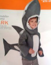 Infant Shark Halloween Costume Toddler Shark Costume Ebay