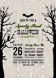halloween party ideas for babies halloween themed birthday party invitations cimvitation halloween