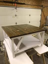 farmhouse style coffee table farmhouse style coffee table album on imgur