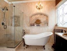 Bathroom Renovation Pictures Before And After Bathroom Remodels On A Budget Hgtv