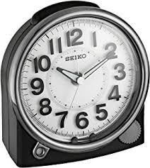 seiko clock seiko clock automatic lights alarm