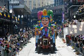 mardi gras parade floats history of mardi gras in the early years gonola