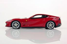 ferrari classic models ferrari 812 superfast we will realize the official model in 1 43
