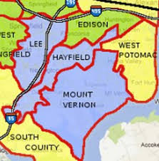 fairfax county map best fairfax county boundaries to live in