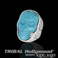mens rings skull images Skull jewelry tribal hollywood jpg