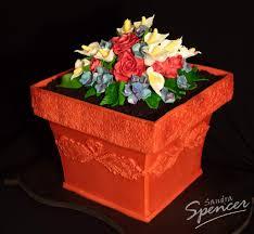 Challenge Flower Pot Cakefest Awards