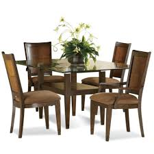 dining tables round kitchen table with upholstered chairs