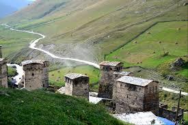 georgian mountains 50 shades of green u2013 dariko