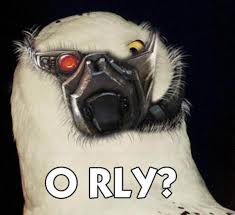 Meme Orly - o rly image gallery sorted by oldest know your meme