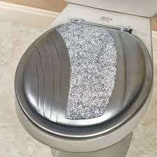 Decorative Toilet Seats Elongated Toilet Seats