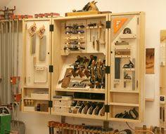 tool storage i would love to get some unused armoire and turn it