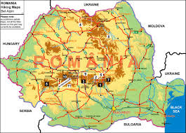 Hiking Maps Romania Bel Alpin Hiking Maps Stanfords
