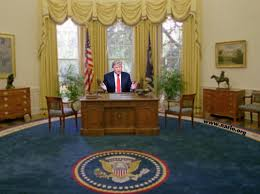 Obama Oval Office Decor Ron Ewart