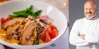 chef de cuisine philippe etchebest les recettes de noël de philippe etchebest femme actuelle
