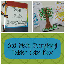 color book com teacher turned momma god made everything color book