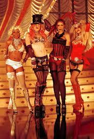 Lil Kim Halloween Costumes Lady Marmalade U201d Christina Aguilera Lil U0027 Kim Mýa Pink