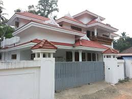 10 cent land and 2floor house for sale in perumbavoor town